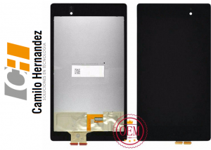 PANTALLA-TABLET-ASUS-NEXUS-2-ME571-K008-ME370-DISPLAY-ASUS-NEXUS-2-ASSEMBLY-MEMOPAD-CENTRO-SERVICIO-TABLET-ASUS-BOGOTA-COLOMBIA