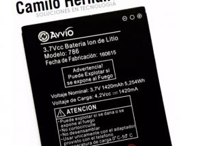bateria-para-celular-avvio-786-785-775-776-760-l800-l500-489-display-para-avvio-centro-de-servicio-avvio