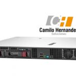Servidor HPE Proliant DL20 Gen10 Xeon E-2224 16GB 0Tb P17079-B21 servidores hp en colombia baratos venta de servidores